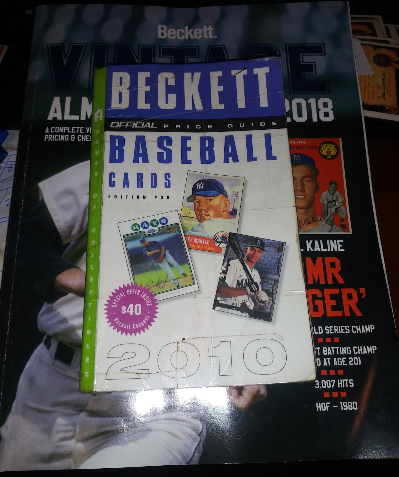 20th-Century Topps Baseball: Has Beckett Lost its Grasp of