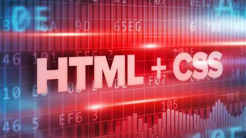 [100%OFF] Free Complete HTML & CSS: Learn Web Development with HTML & CSS