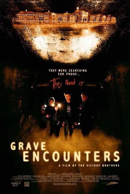 أقوى 10 أفلام رعب لن تستطيع إنهاءها.. أفضل أفلام الرعب المخيفة على الإطلاق فيلم الرعب Grave Encounters 2011