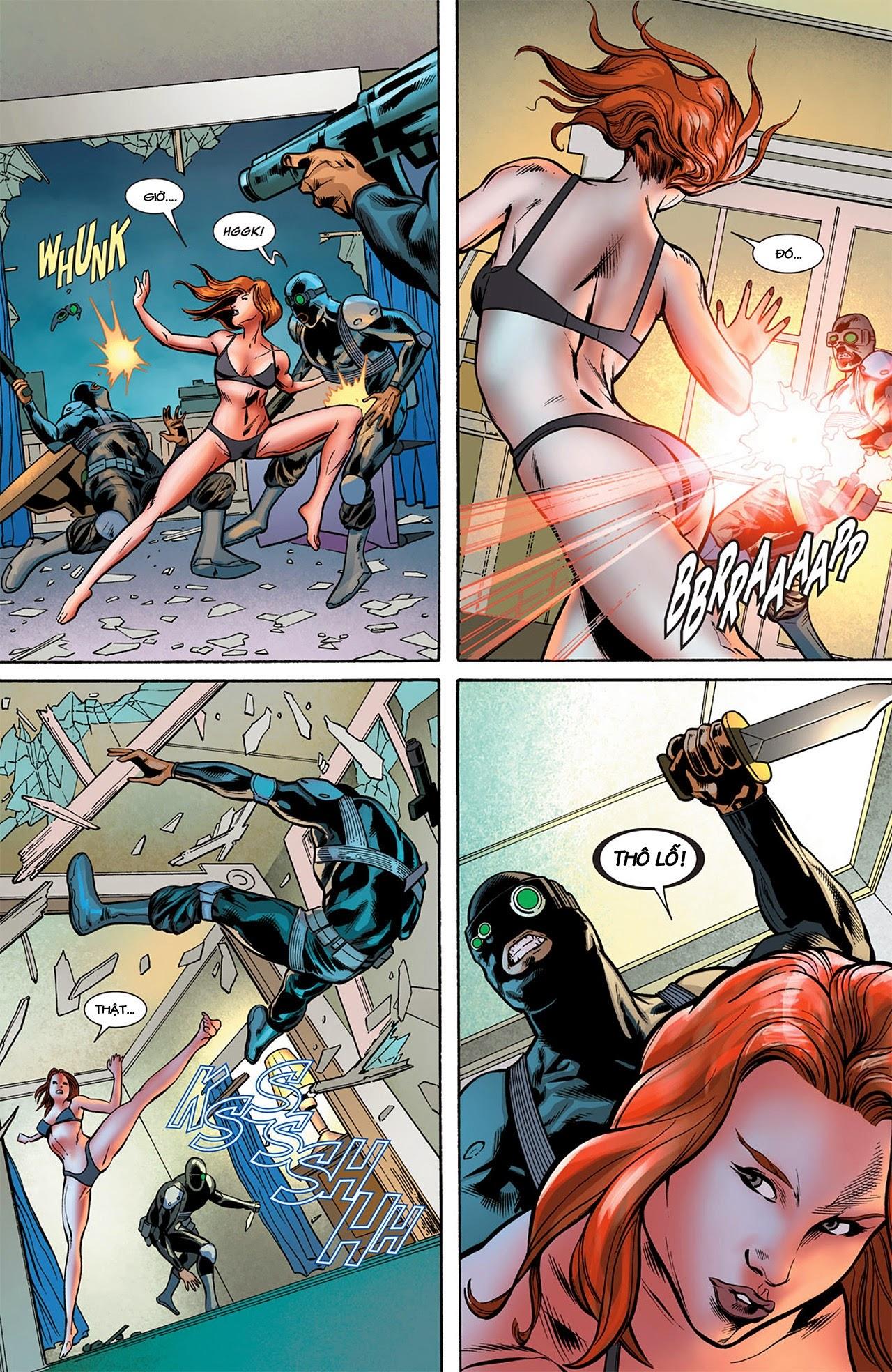 Marvel Cinematic Universe chap 2 - Trang 17