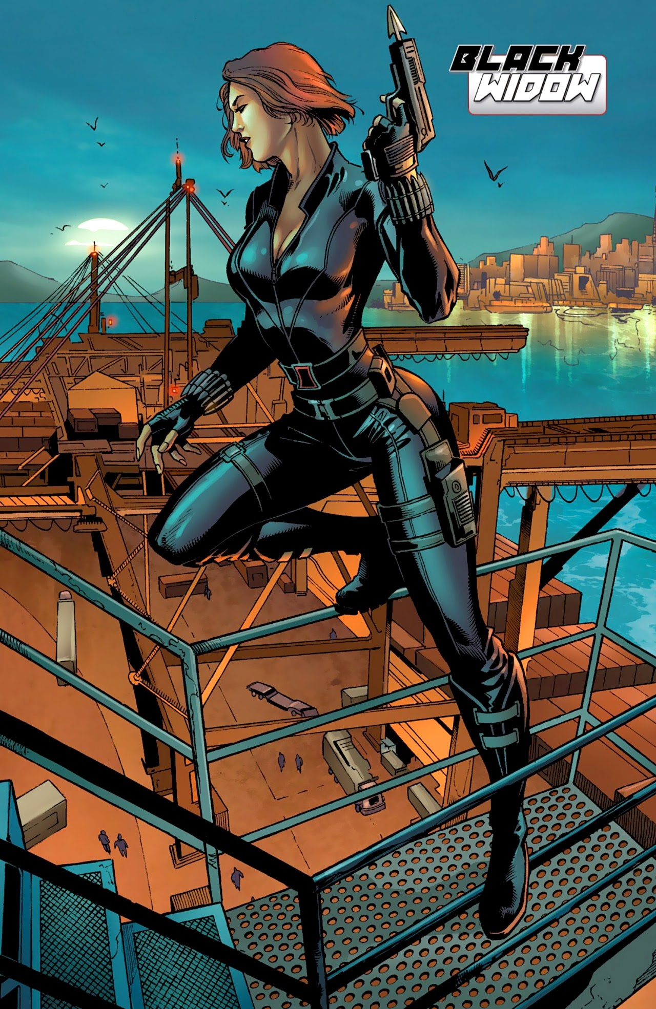 Marvel Cinematic Universe chap 4 - Trang 4