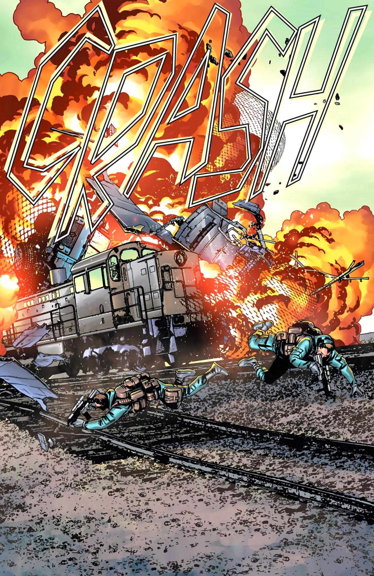 Marvel Cinematic Universe chap 4 - Trang 15