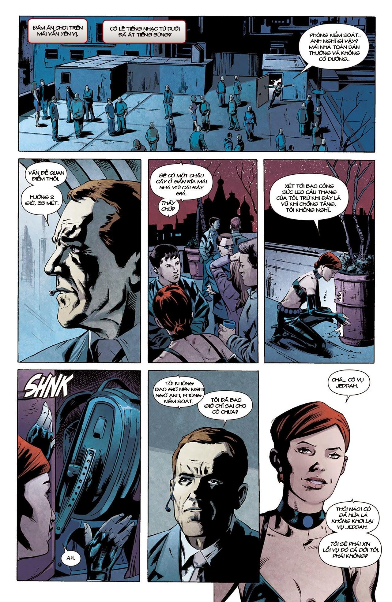 Marvel Cinematic Universe chap 2 - Trang 10