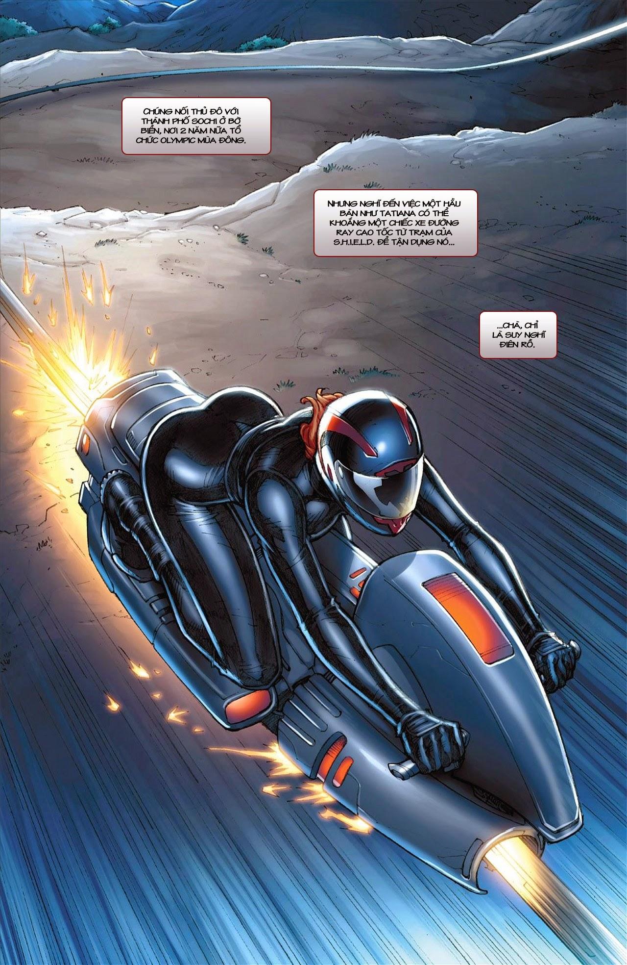 Marvel Cinematic Universe chap 3 - Trang 4