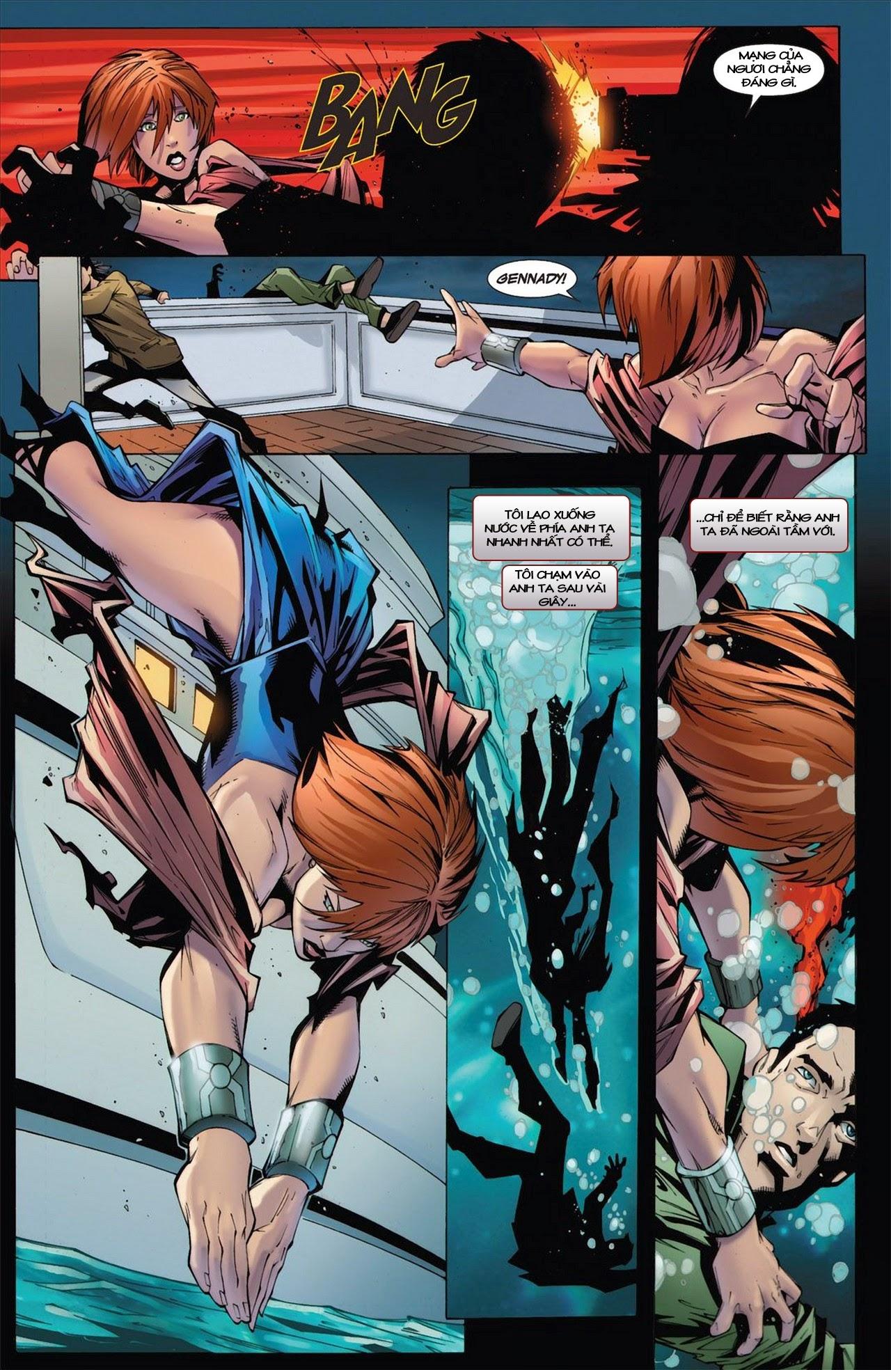 Marvel Cinematic Universe chap 3 - Trang 21