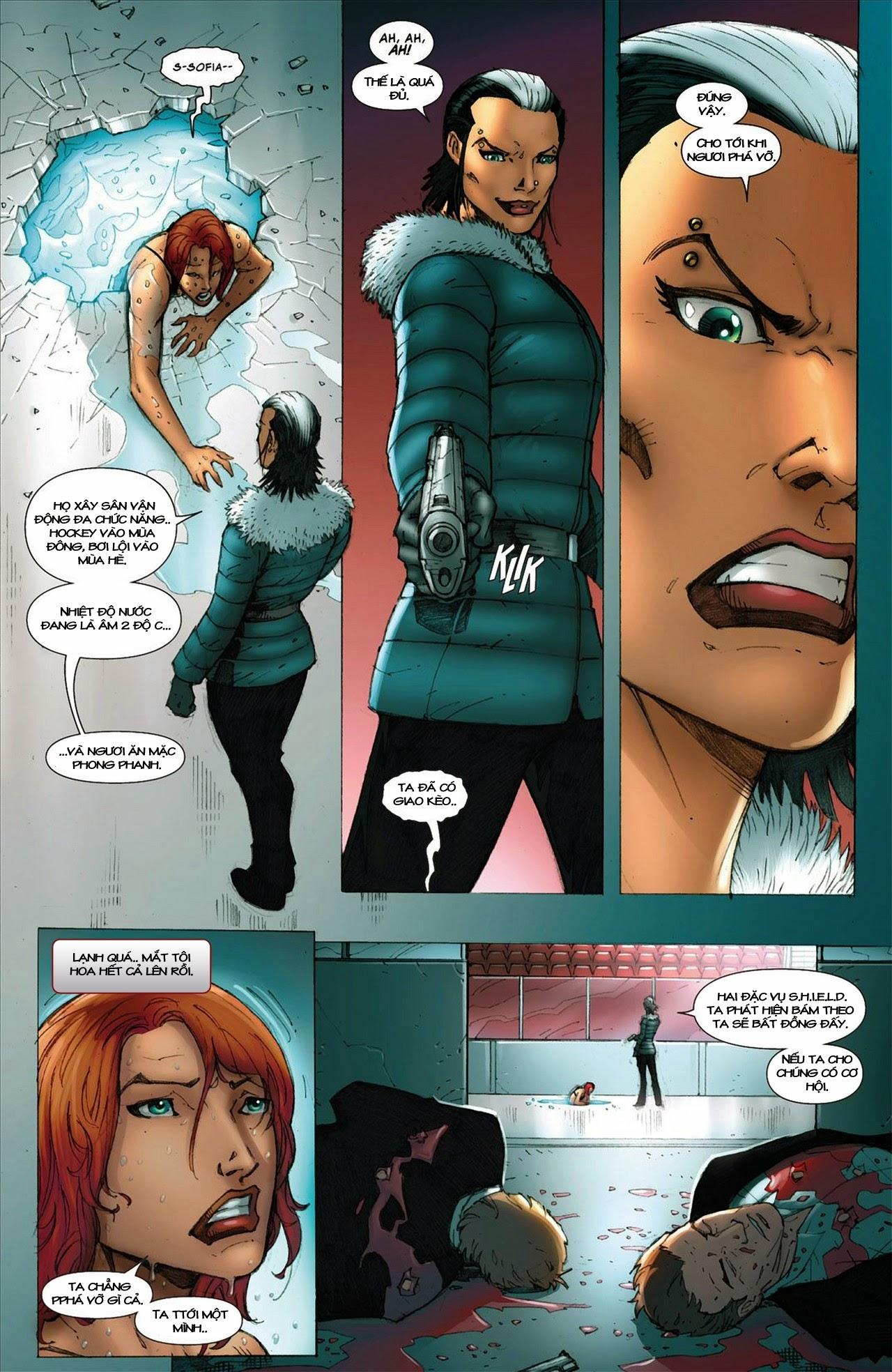 Marvel Cinematic Universe chap 3 - Trang 10