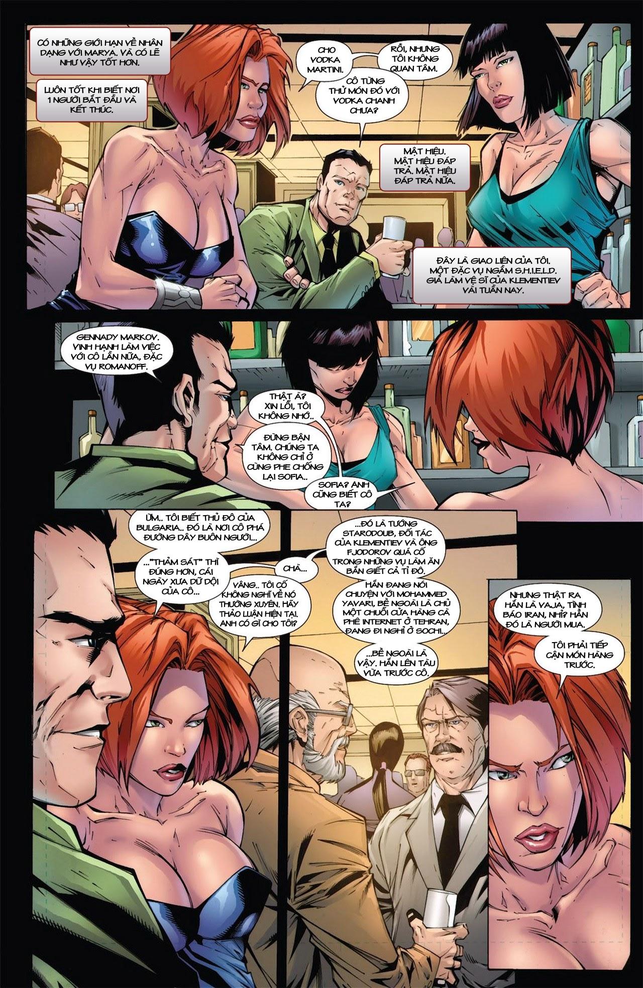 Marvel Cinematic Universe chap 3 - Trang 14
