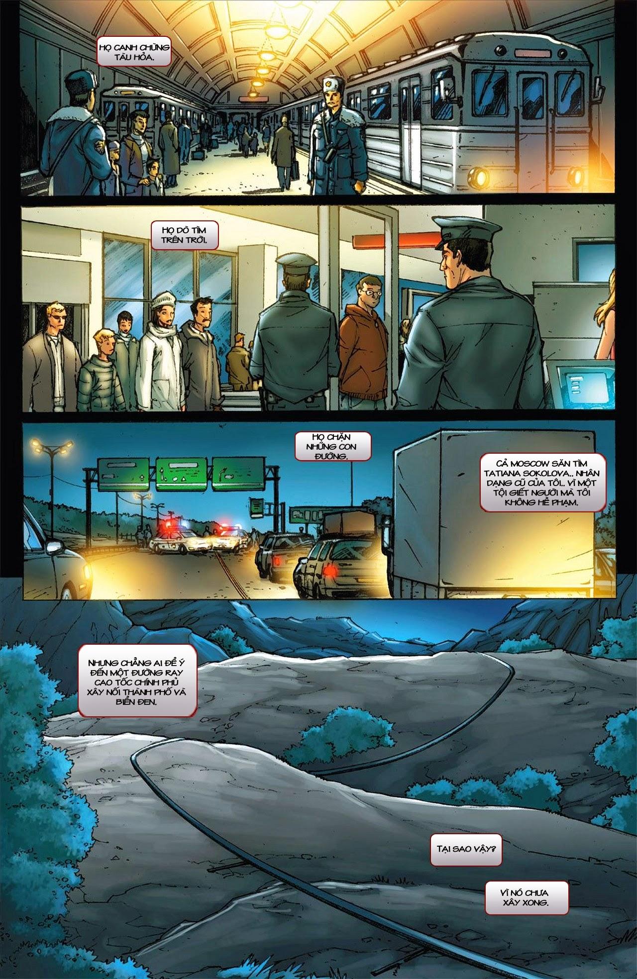 Marvel Cinematic Universe chap 3 - Trang 3