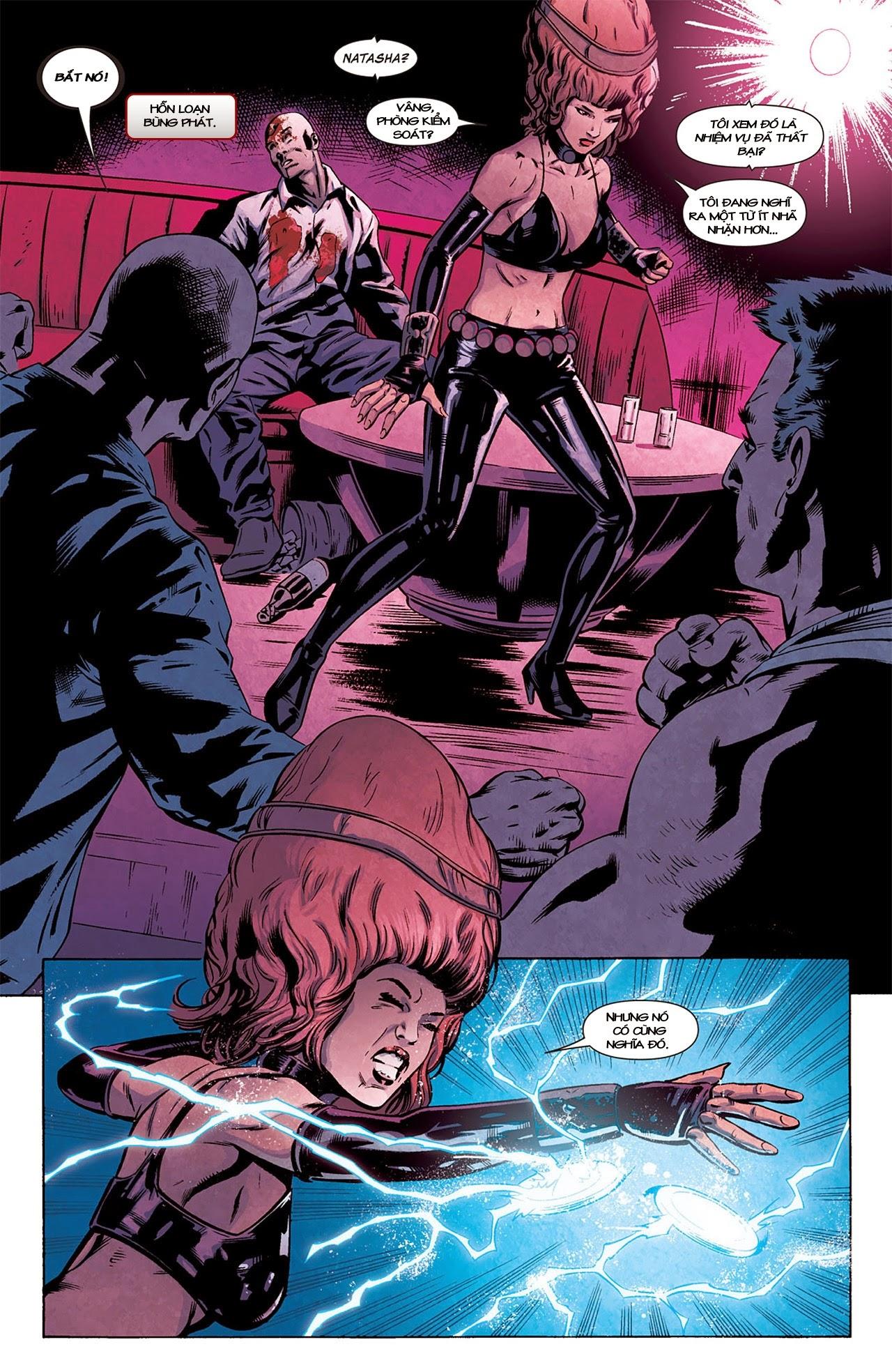 Marvel Cinematic Universe chap 2 - Trang 6