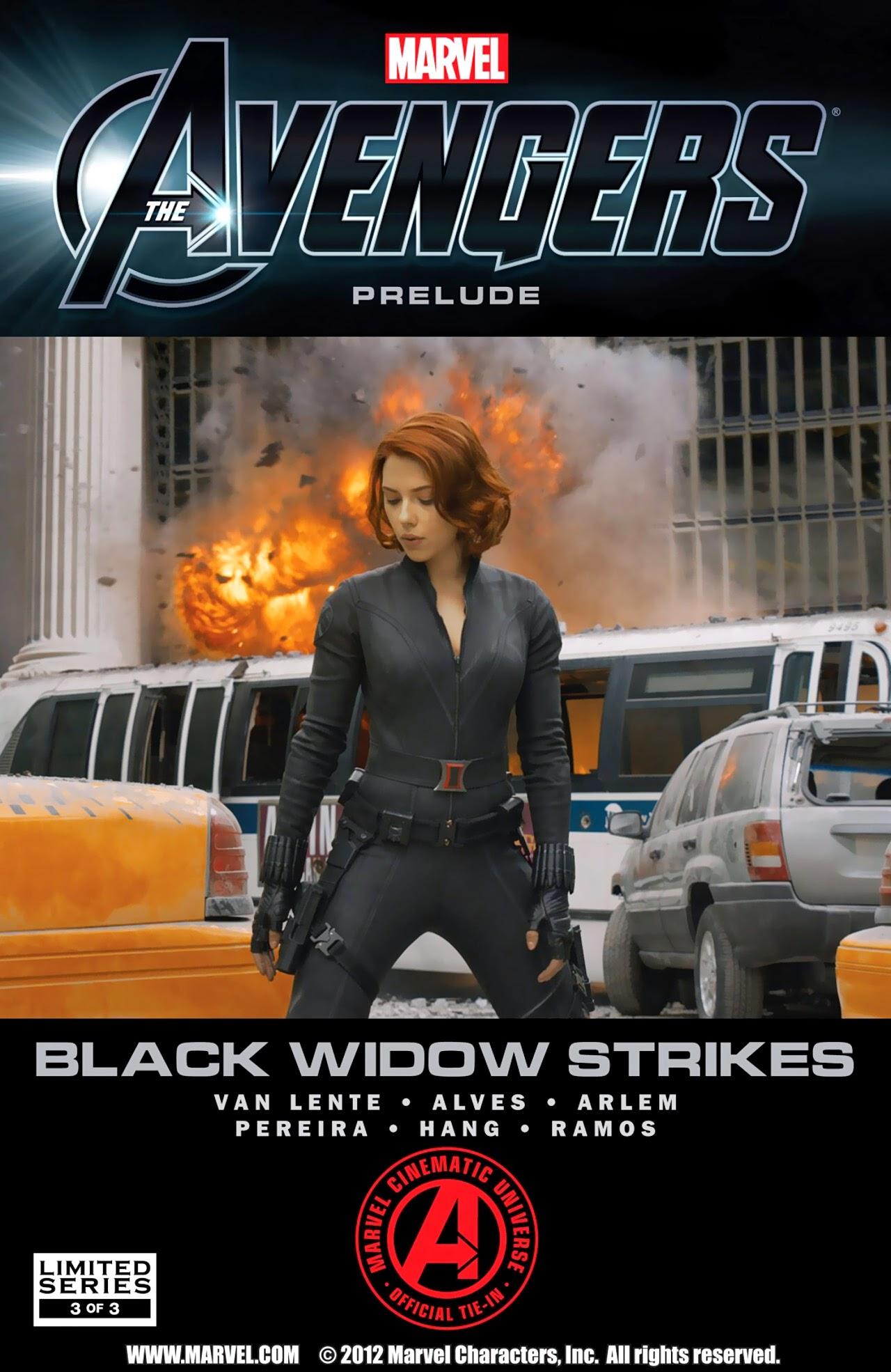 Marvel Cinematic Universe chap 4 - Trang 1