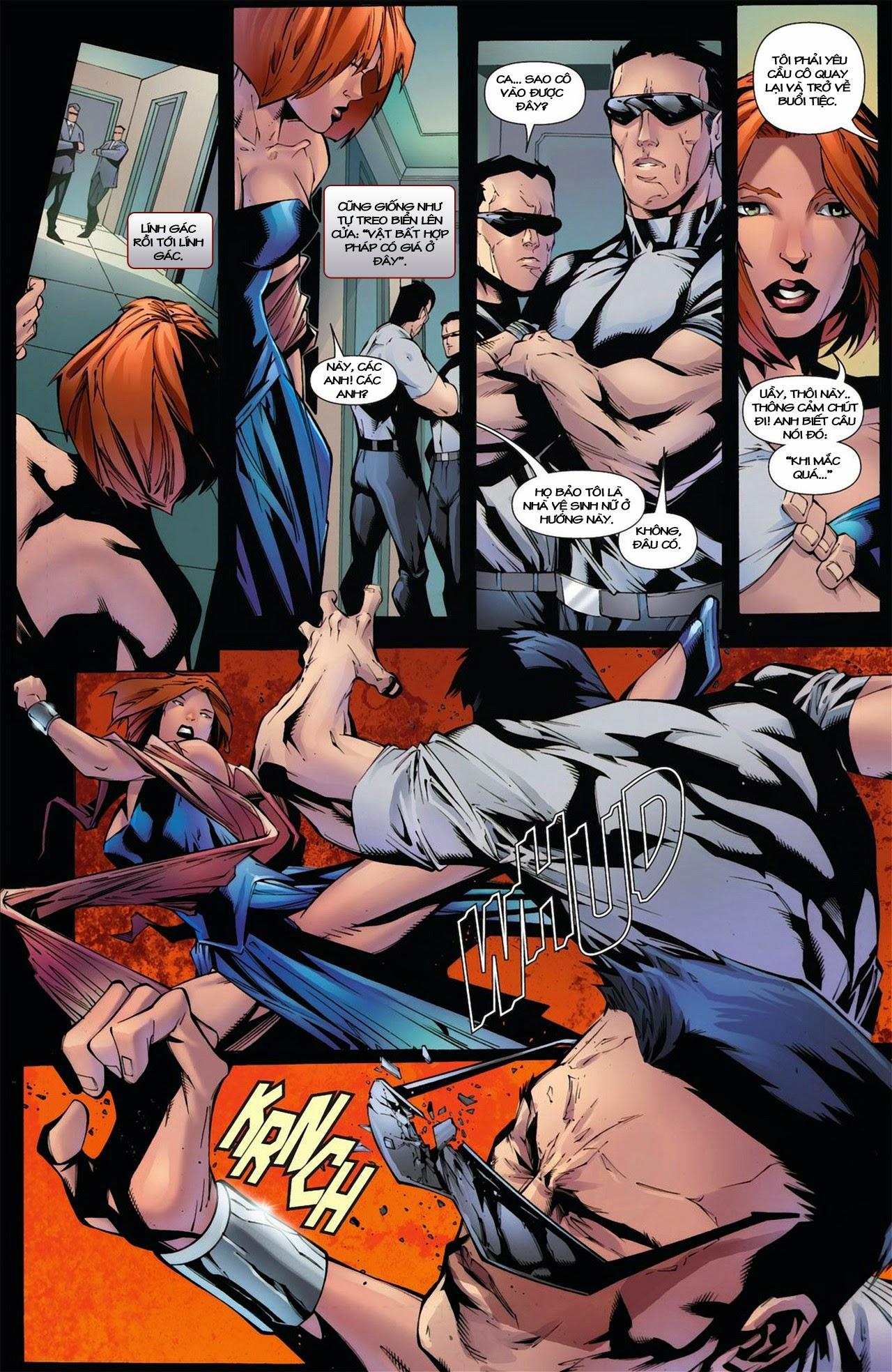 Marvel Cinematic Universe chap 3 - Trang 17