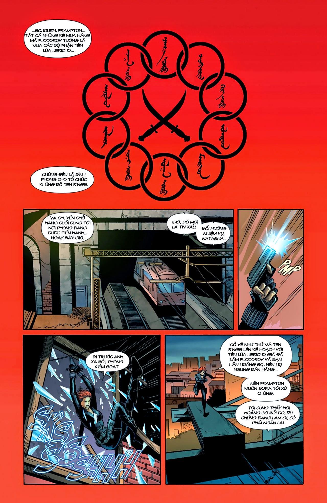 Marvel Cinematic Universe chap 4 - Trang 11