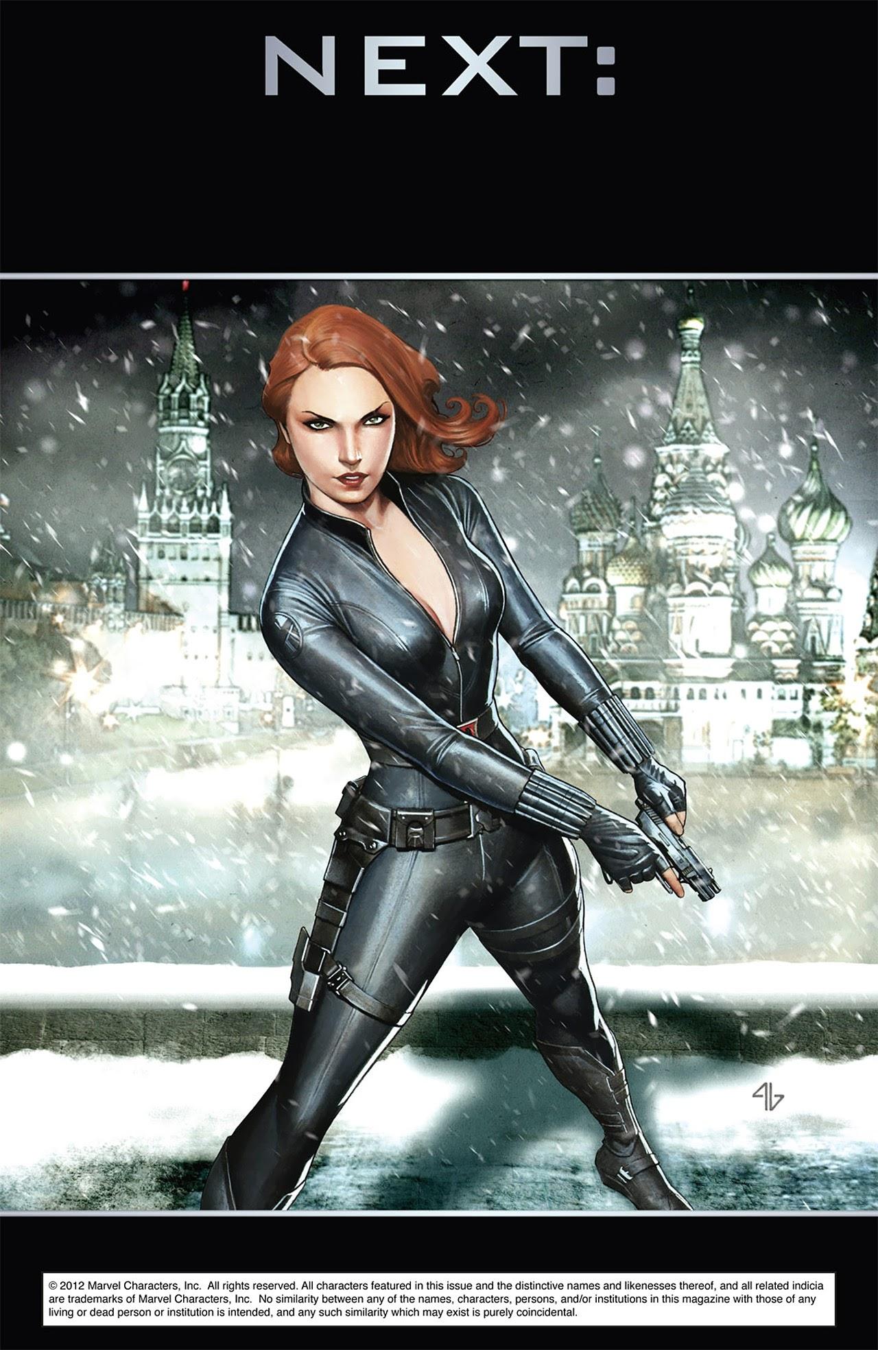 Marvel Cinematic Universe chap 2 - Trang 25
