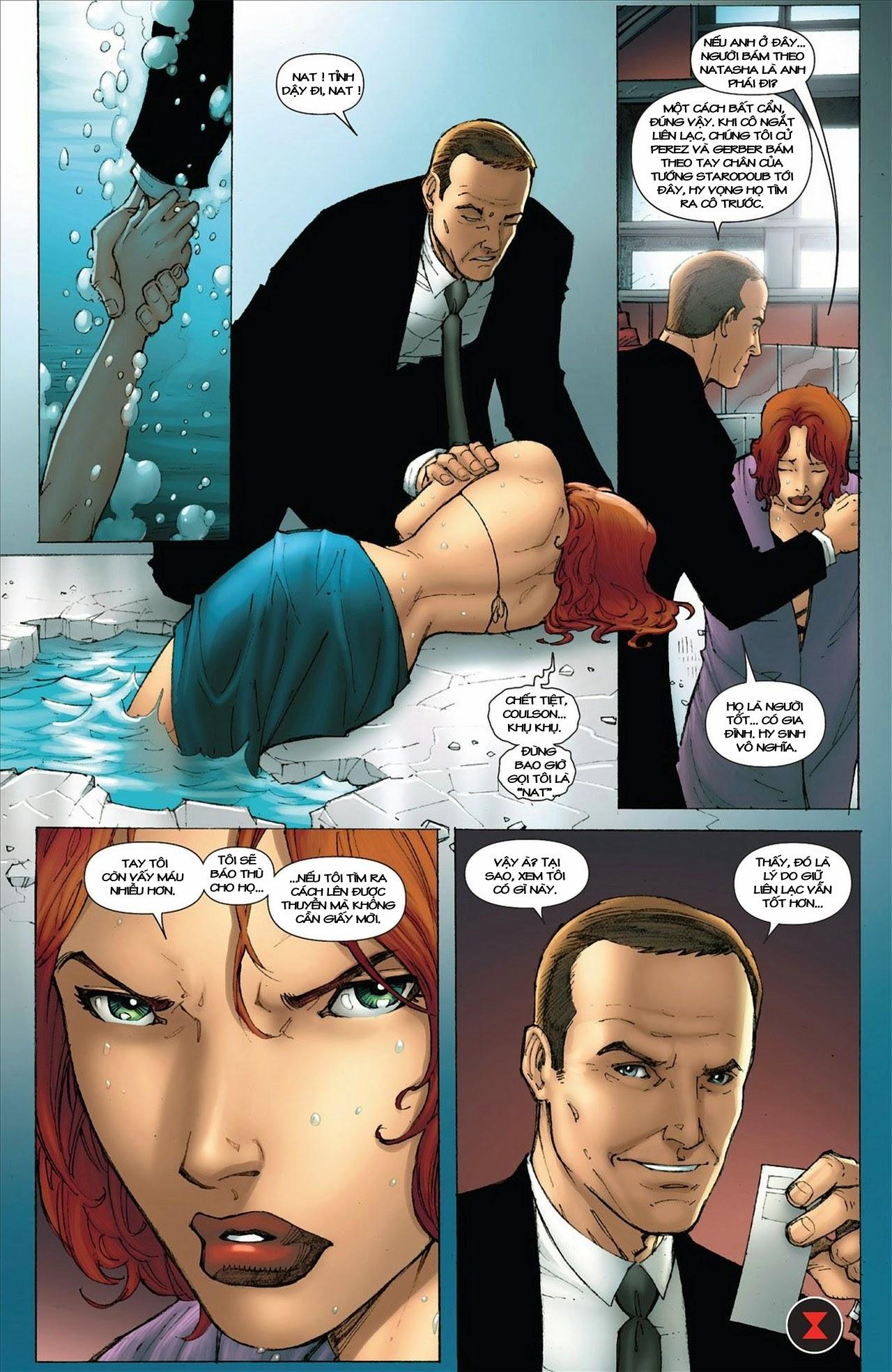 Marvel Cinematic Universe chap 3 - Trang 12