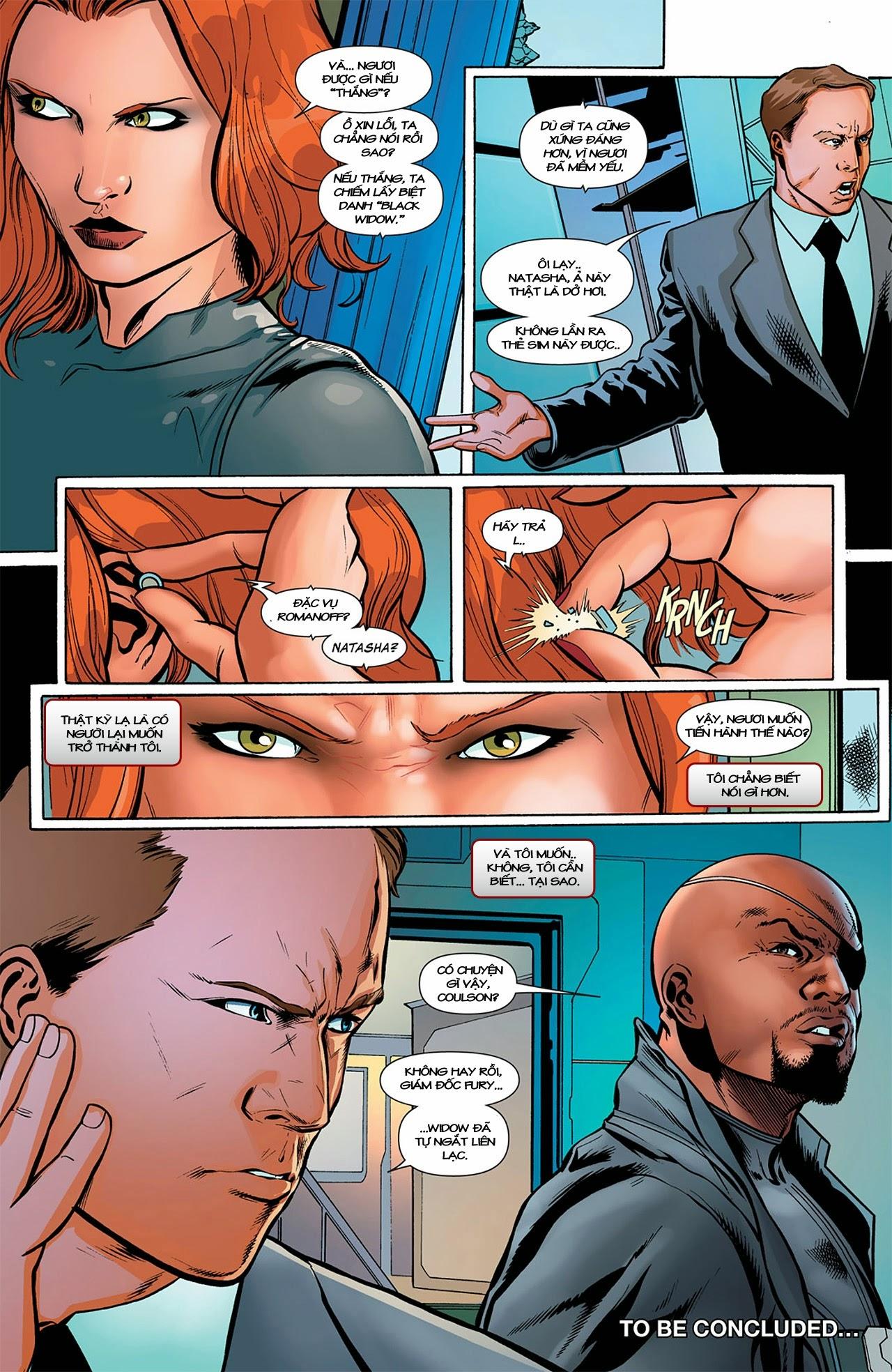 Marvel Cinematic Universe chap 2 - Trang 24