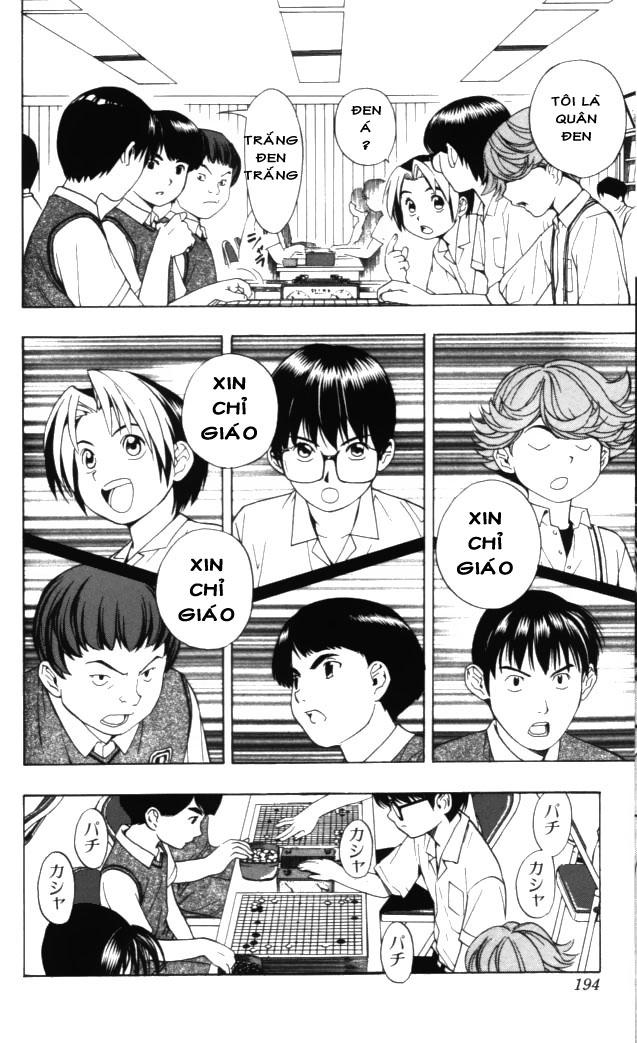 Hikaru No Go hikaru no go chap 24 trang 14