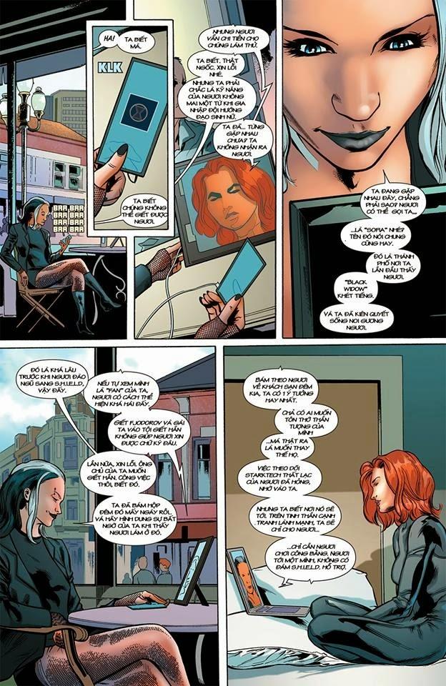 Marvel Cinematic Universe chap 2 - Trang 23