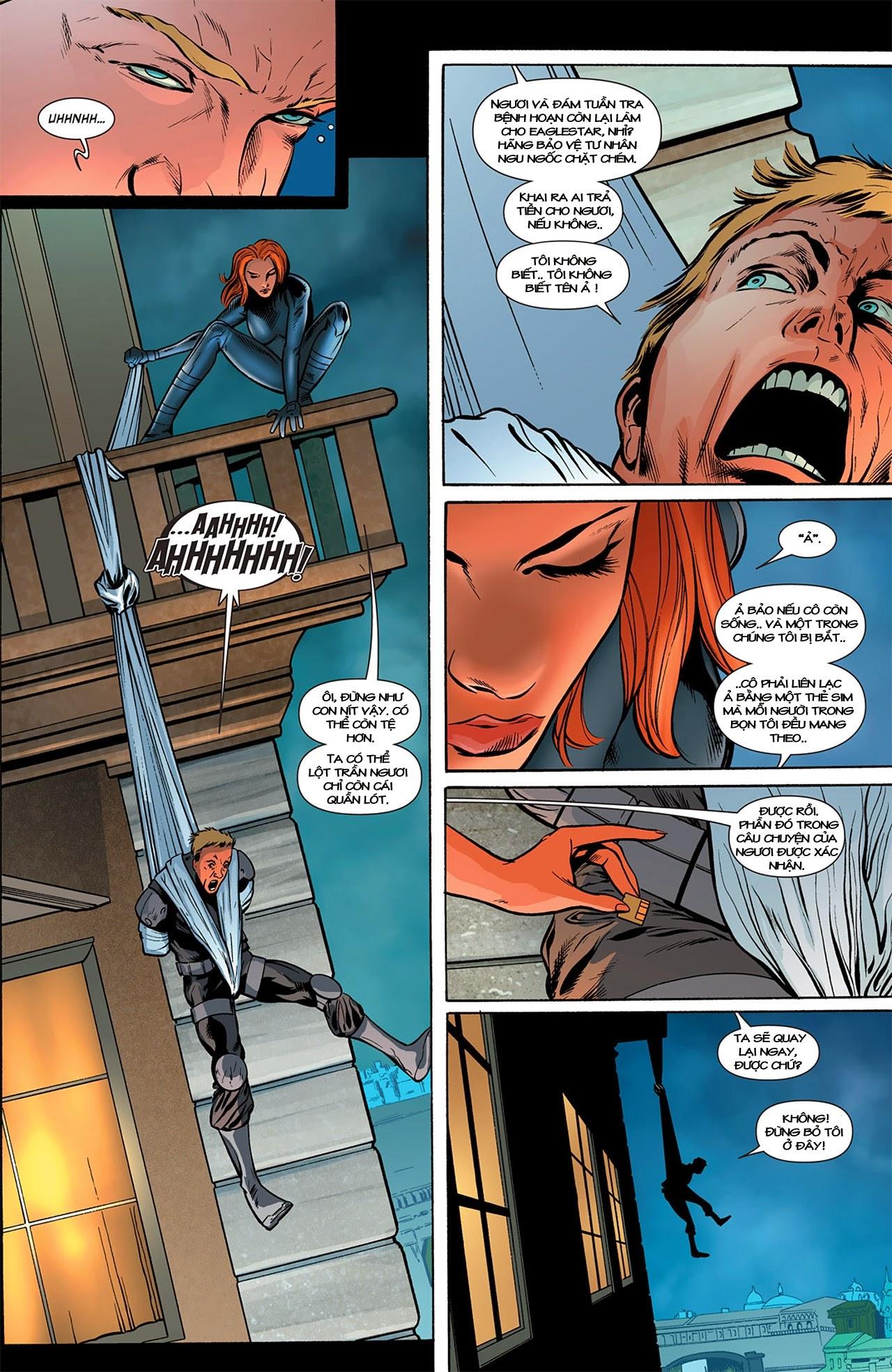 Marvel Cinematic Universe chap 2 - Trang 21