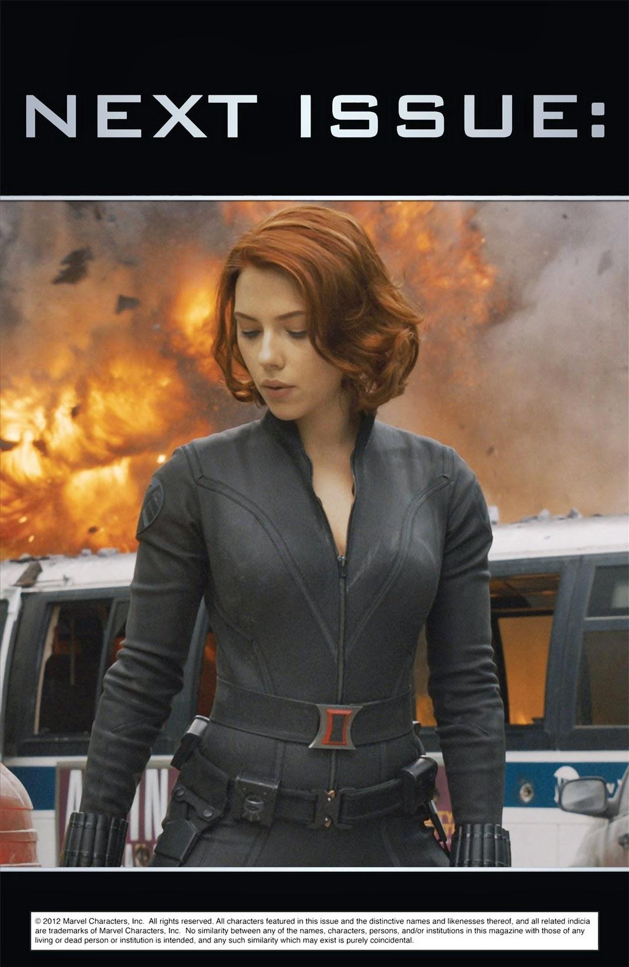 Marvel Cinematic Universe chap 3 - Trang 23