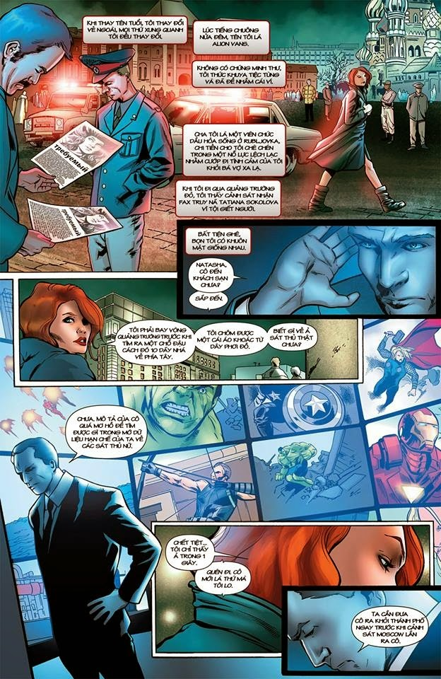 Marvel Cinematic Universe chap 2 - Trang 14
