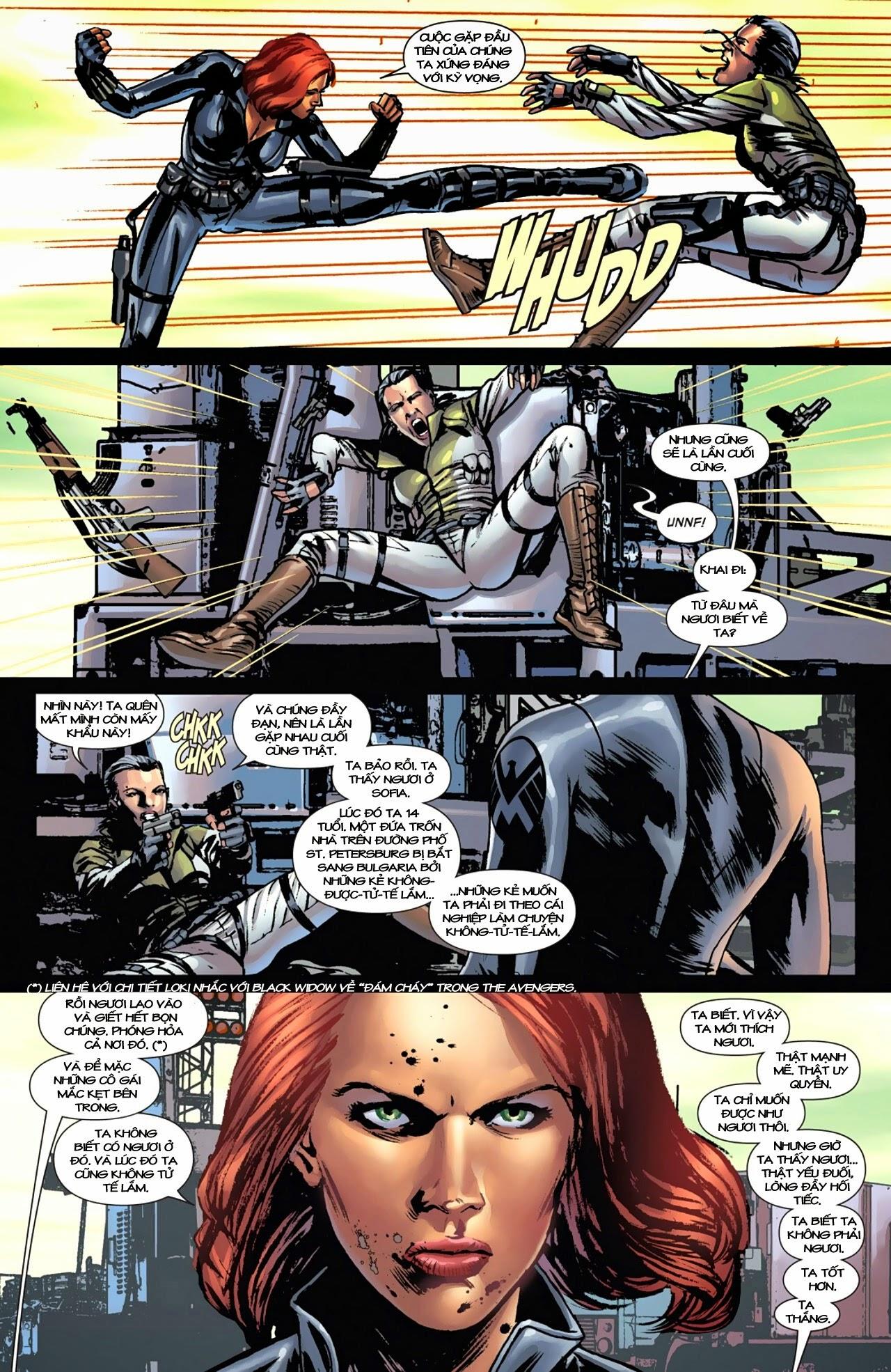 Marvel Cinematic Universe chap 4 - Trang 20