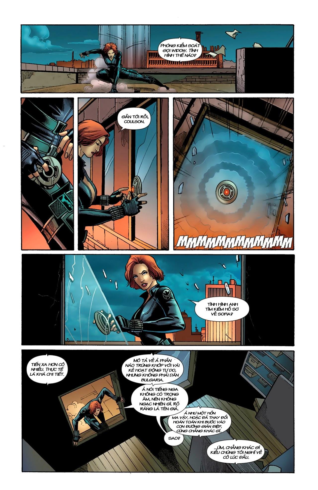 Marvel Cinematic Universe chap 4 - Trang 6