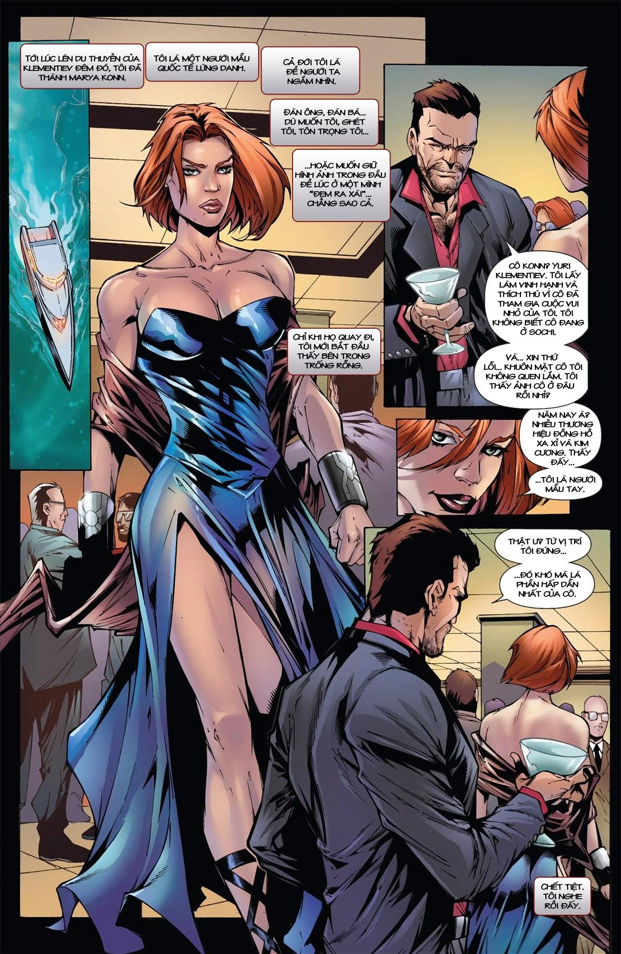 Marvel Cinematic Universe chap 3 - Trang 13