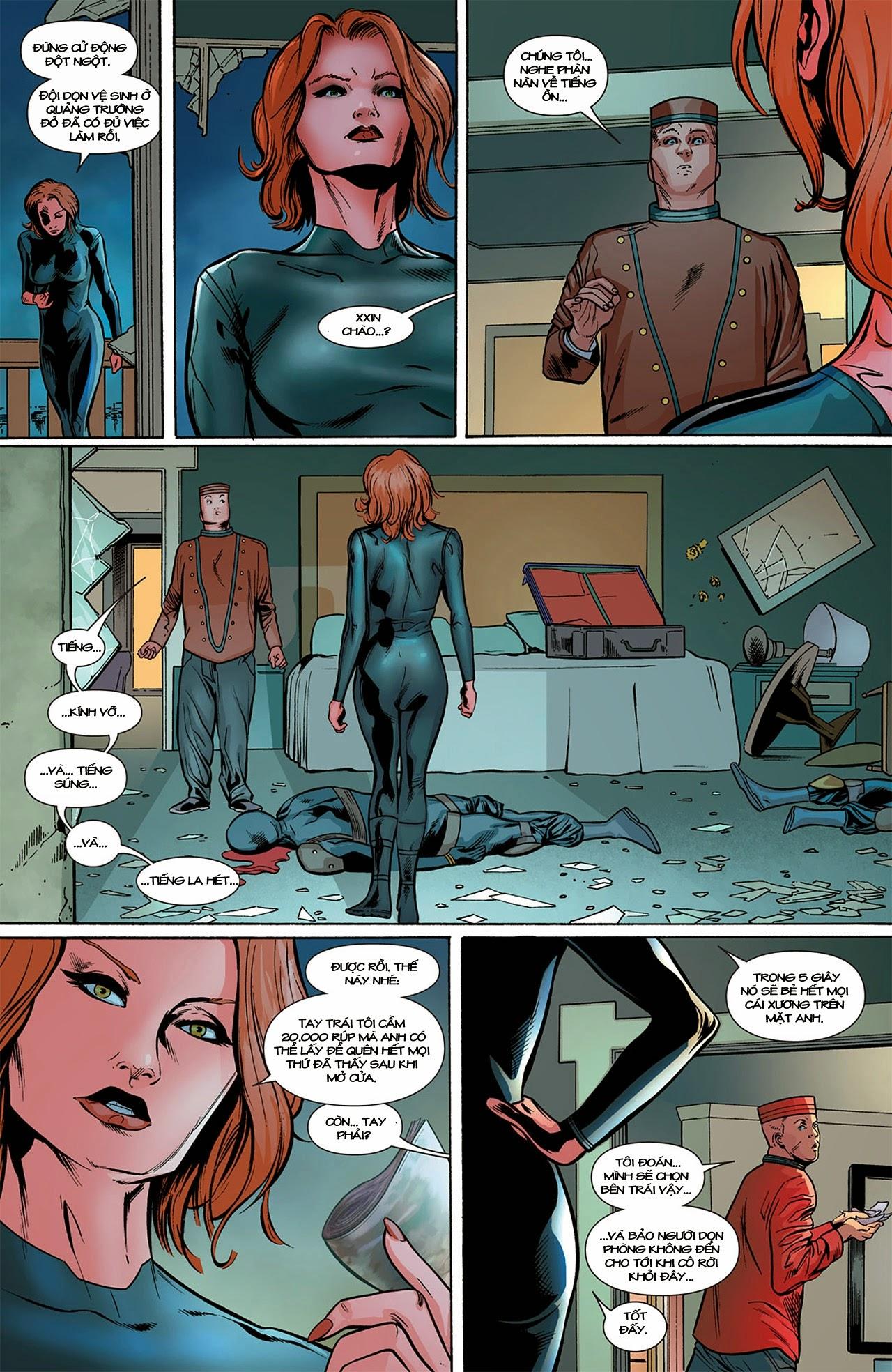 Marvel Cinematic Universe chap 2 - Trang 22