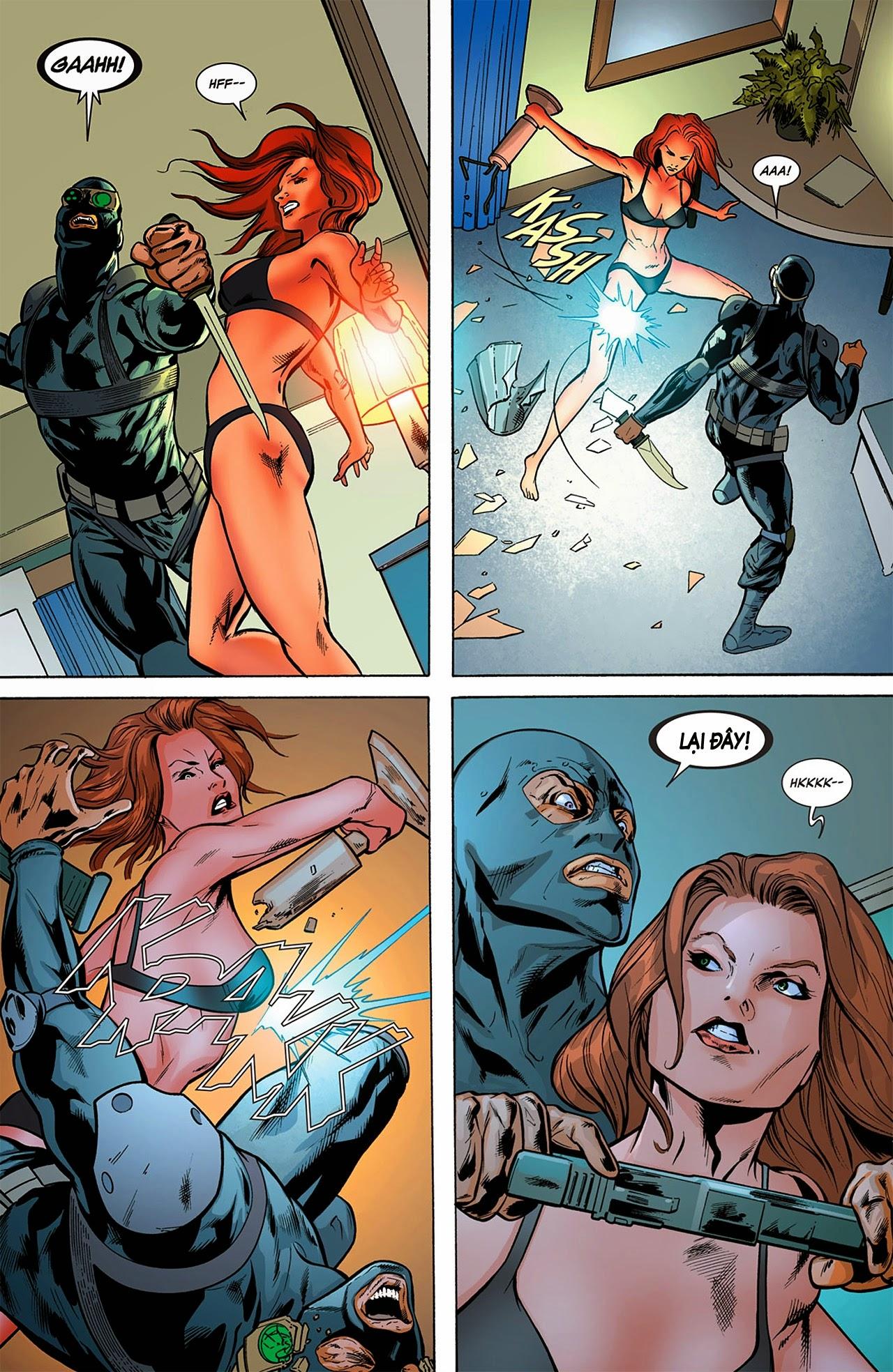 Marvel Cinematic Universe chap 2 - Trang 18
