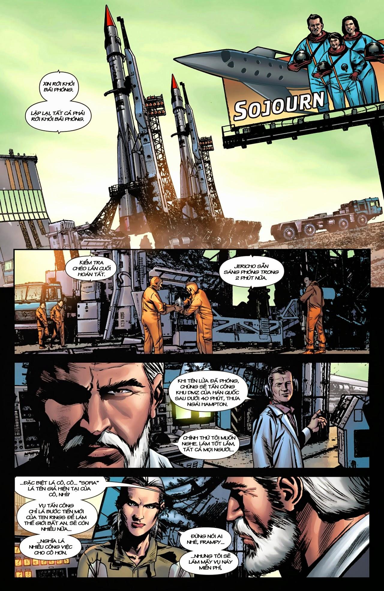 Marvel Cinematic Universe chap 4 - Trang 13