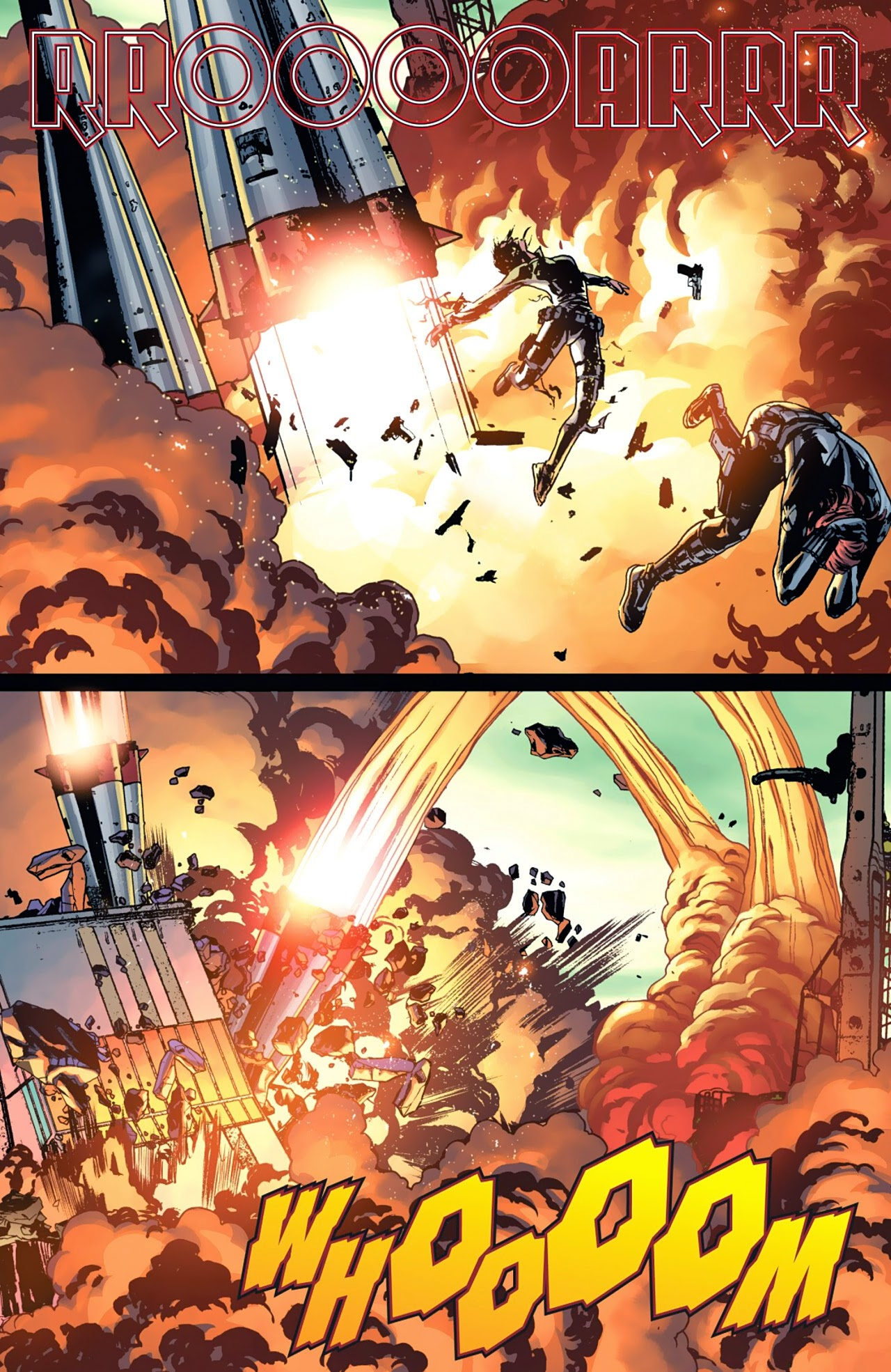 Marvel Cinematic Universe chap 4 - Trang 21