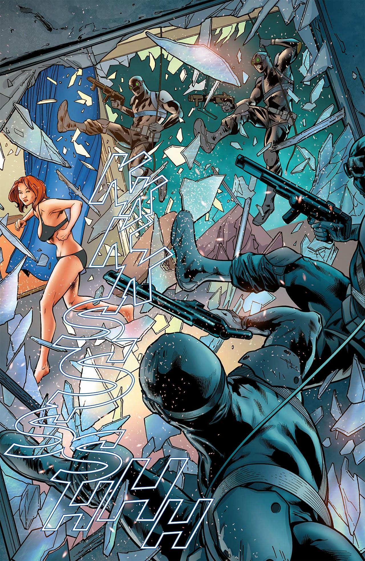 Marvel Cinematic Universe chap 2 - Trang 16