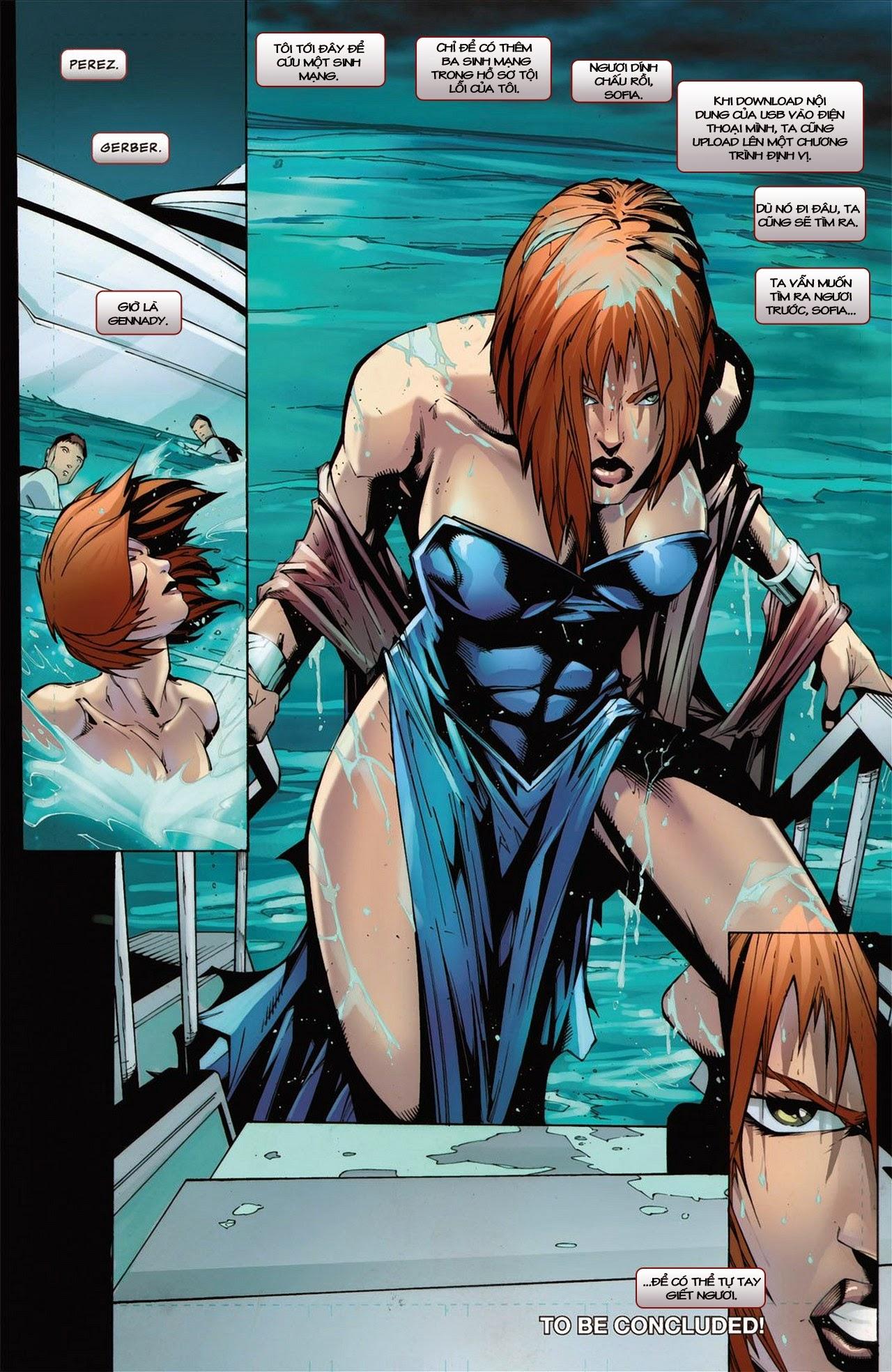 Marvel Cinematic Universe chap 3 - Trang 22