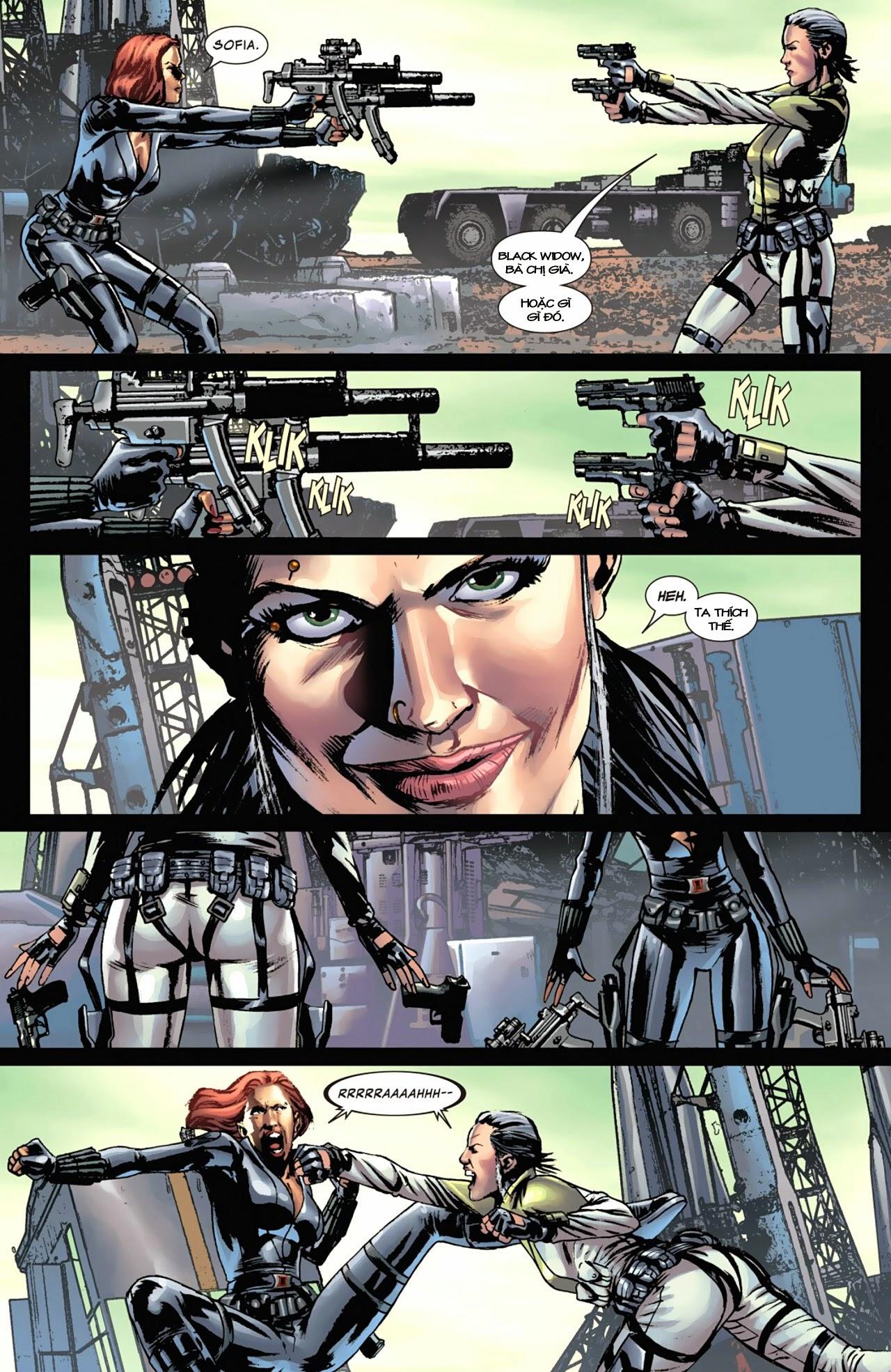 Marvel Cinematic Universe chap 4 - Trang 18