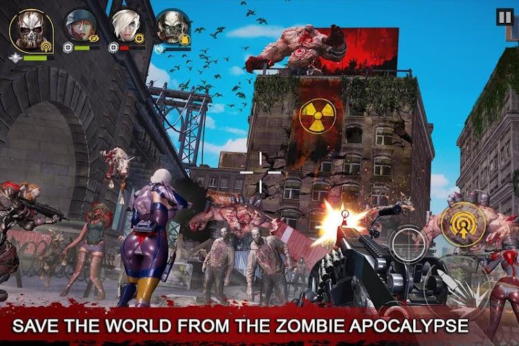 DEAD WARFARE: Zombie Screenshot 02