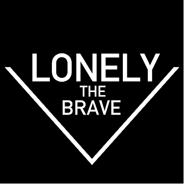 Lonely The Brave_logo