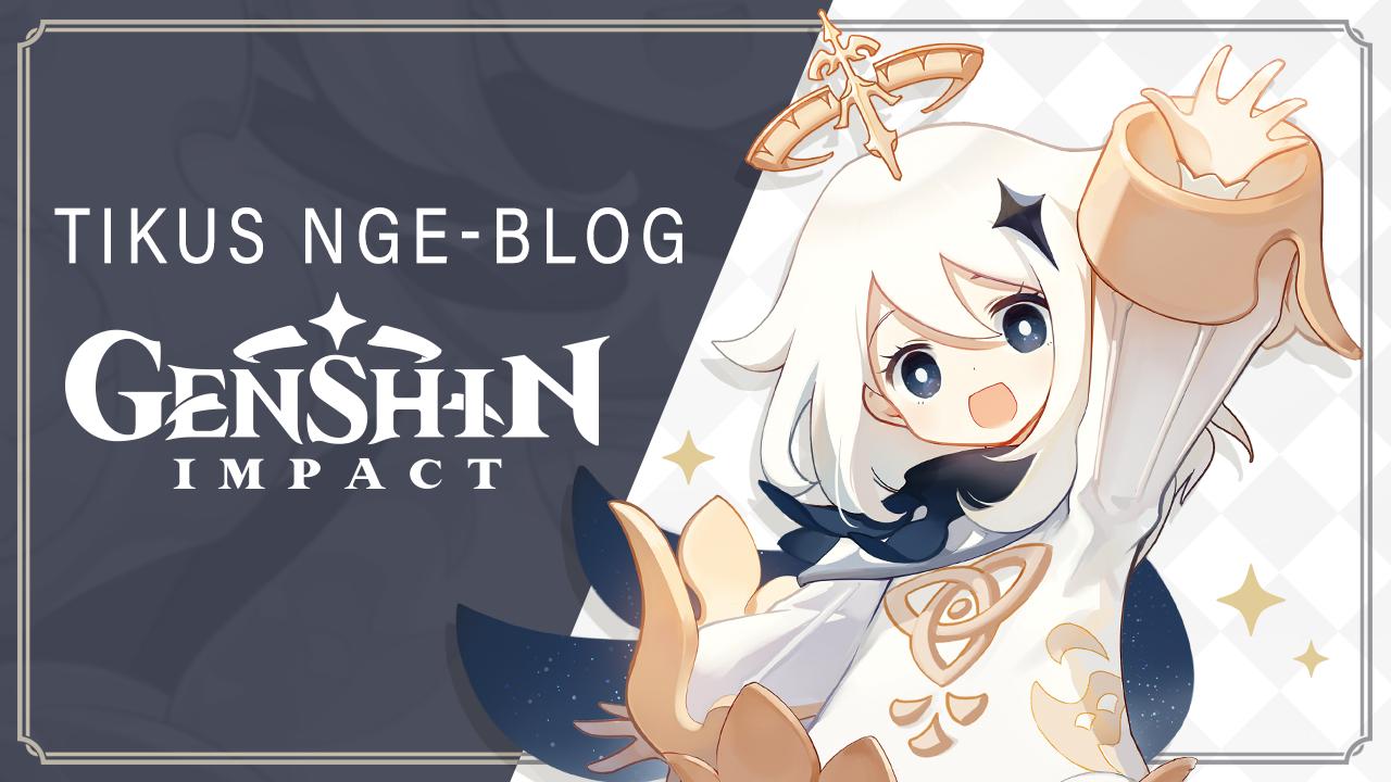 Kode Redeem Genshin Impact #4
