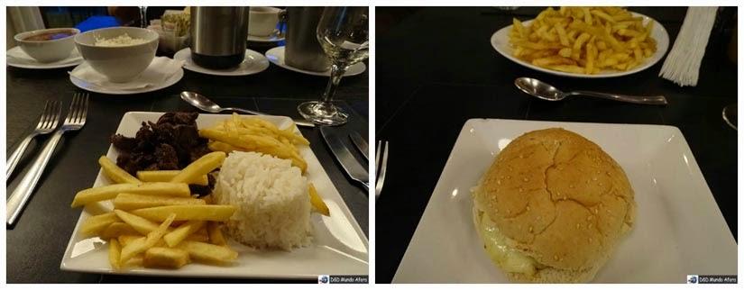 Restaurante Albatroz do hotel Garden Hill - Onde ficar em São João Del Rei