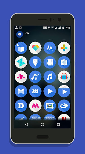 Six - Icon Pack