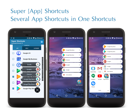 Super Shortcuts
