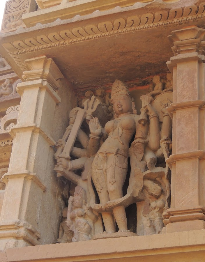 Khajuraho - Forms of Devi