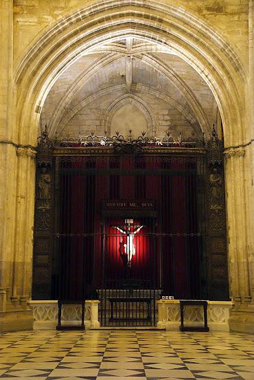 Leyendas De Sevilla Visitando La Catedral Xxii Capilla De San