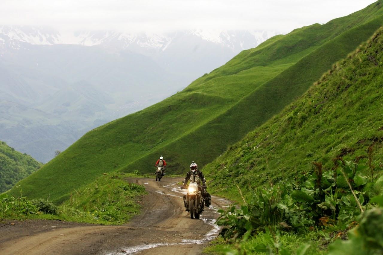 wyprawa motocyklowa do Gruzji