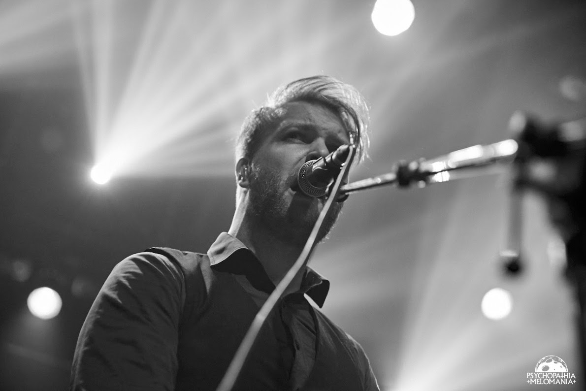 Leprous @Rock School Barbey, Bordeaux 01/02/2017