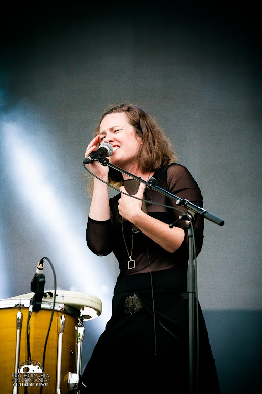 June Bug @Main Square Festival 2017, Arras 01/07/2017
