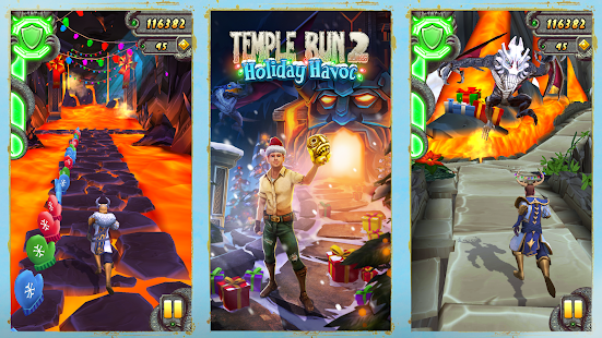 Download Temple Run 2 V1.62.1 MOD Apk Unlimited Gems Unlimited Coins For Android