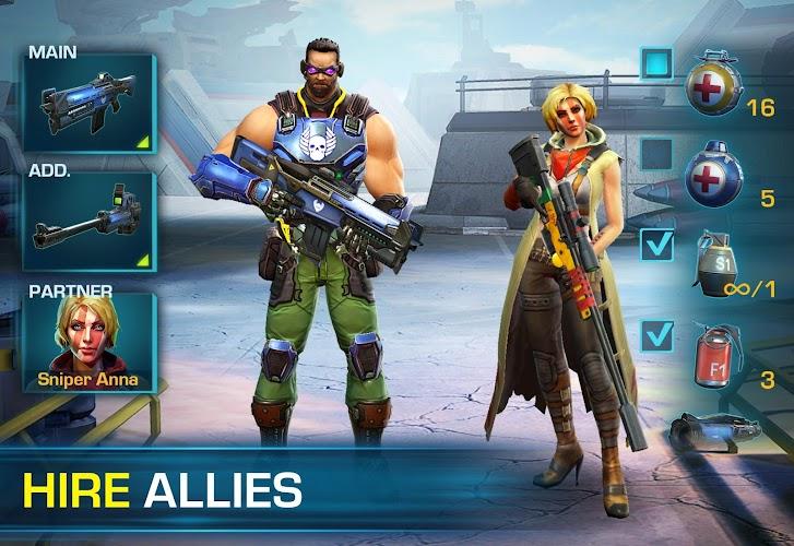 Evolution 2 Screenshot 01