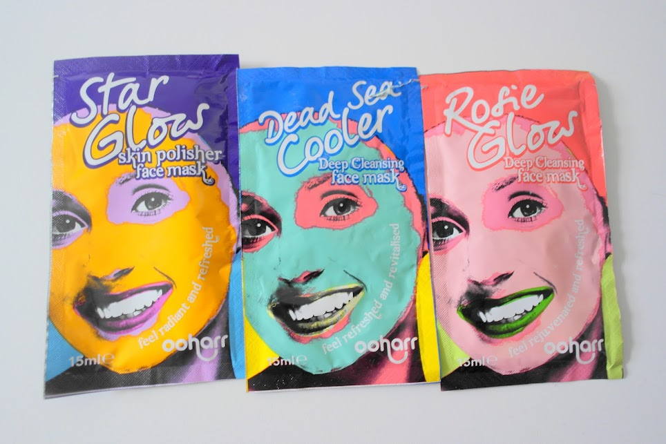 ooharr natural face mask review