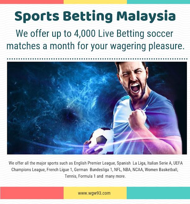 Sports Betting Malaysia