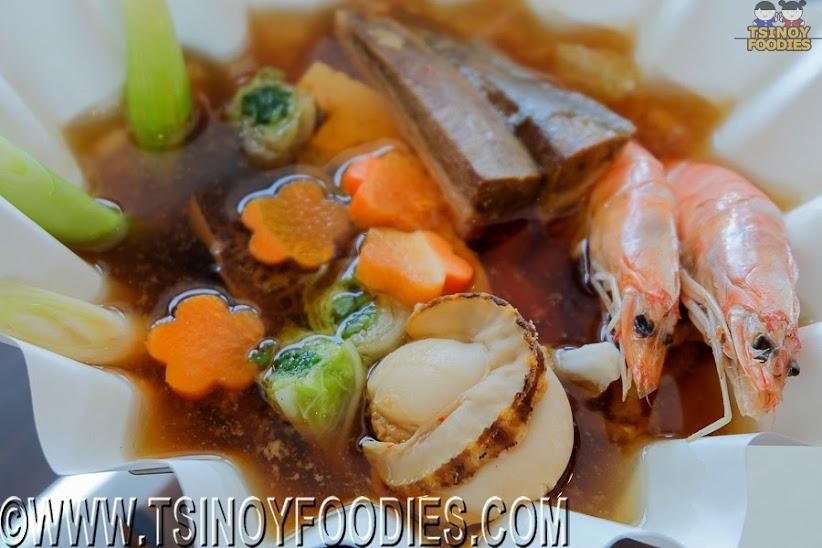 seafood kaminabe